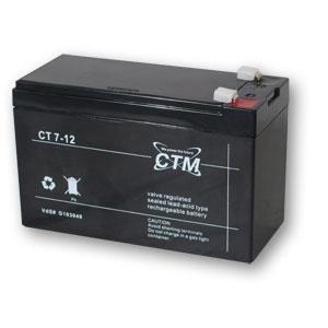 CT 1290 AKKU 9,0 Ah Akkumulator 12 V