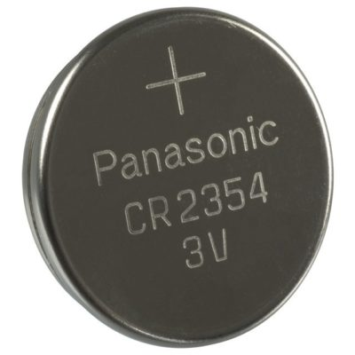 Lithium CR2354 knap batteri 3V