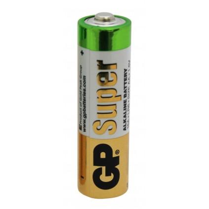 Alkaline batteri GP Super - AA 1,5 V